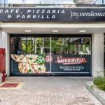 Porta automática de vidro em Uberlândia